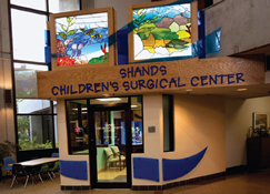 Shands Children's Surgical Center