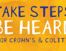 Take Steps for Crohn's & Colitis (10/13/2012)