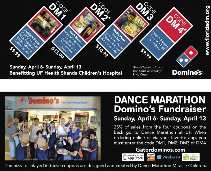Gator-Dominos-Flyer-Dance-Marathon-2014