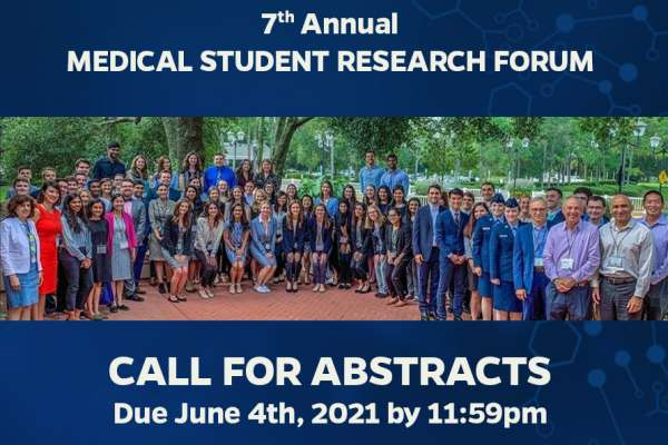 Pediatric Medical Student Research Forum 2021 Call for Abstracts