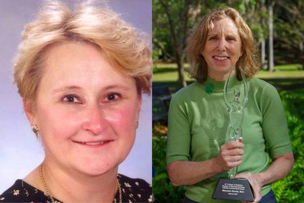 Marilyn C. Dumont-Driscoll, M.D., Ph.D. and Maureen Novak, M.D.