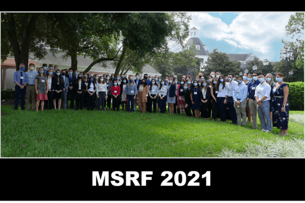Group Photo of the 2021Pediatric Medical Student Research Forum