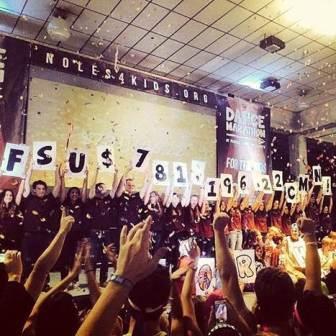 Dance Marathon at FSU