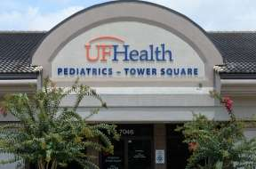 UF Health Pediatrics Tower Square