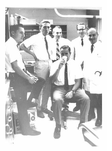 Department of Pediatrics Previous Chairmen