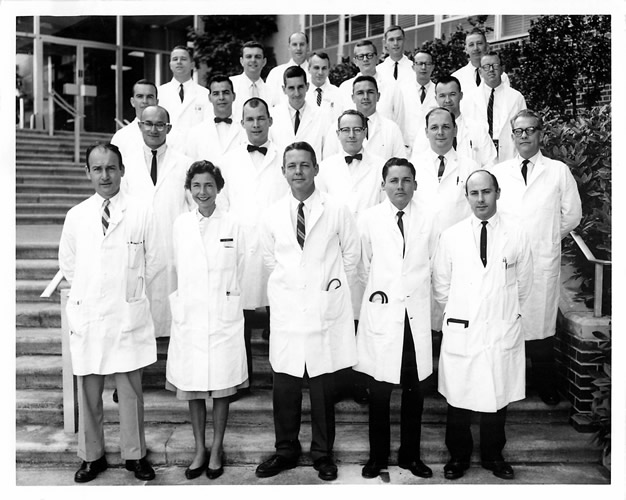 Department of Pediatrics Previous Chairmen
