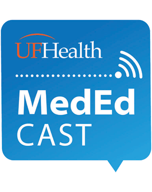 UF Health MedEd Cast logo