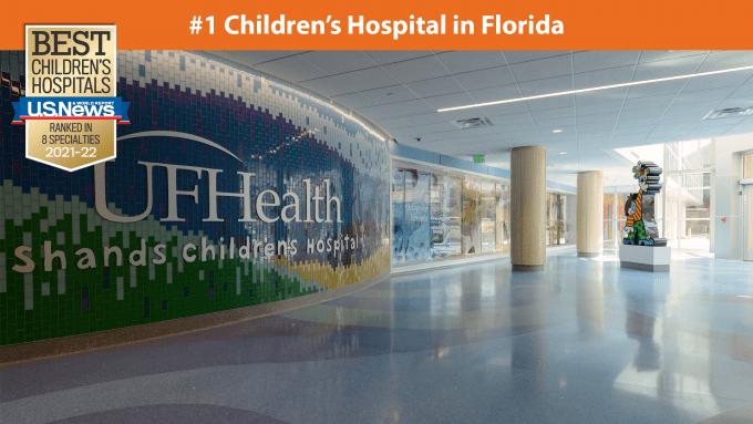 Zoom Background - Children's Hospital Lobby